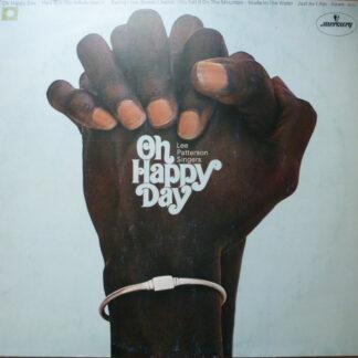 Lee Patterson Singers - Oh Happy Day (LP, Album, Bla)