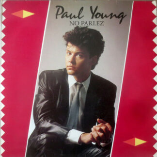 Paul Young - No Parlez (LP, Album, Whi)