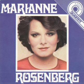 """Marianne Rosenberg - Marianne Rosenberg (7"""", EP)"""