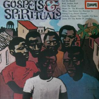 The Pennsylvania Gospel Group - The Pearls Of Joy - Gospels & Spirituals (LP)