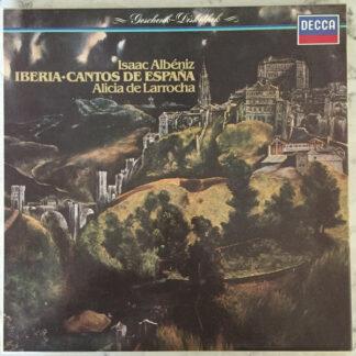 Albéniz* - Alicia De Larrocha - Iberia (2xLP + Box, Album)