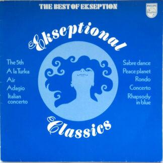 Ekseption - Ekseptional Classics - The Best Of Ekseption (LP, Comp)