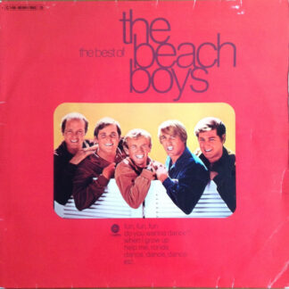 The Beach Boys - The Best Of The Beach Boys (2xLP, Comp, RE)
