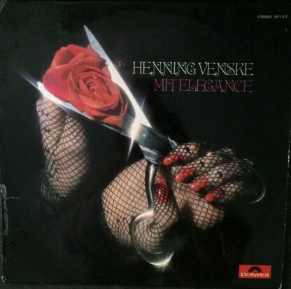 Henning Venske - Mit Elegance (LP, Album)