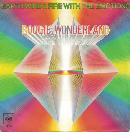 """Earth, Wind & Fire With The Emotions - Boogie Wonderland (7"""", Single)"""