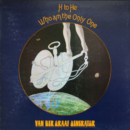 Van Der Graaf Generator - H To He Who Am The Only One (LP, Album, Gat)
