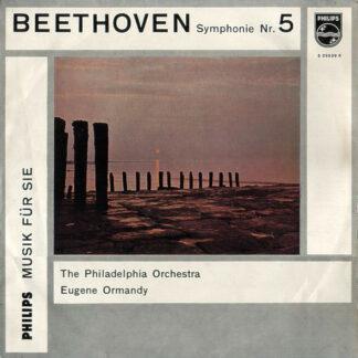 "Beethoven*, The Philadelphia Orchestra, Eugene Ormandy - Symphonie Nr. 5 (10"", Album)"