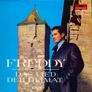 """Freddy* - Das Lied Der Heimat (10"""", Club)"""