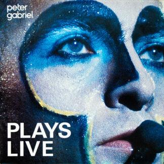 Peter Gabriel - Plays Live (2xLP, Album, RE)