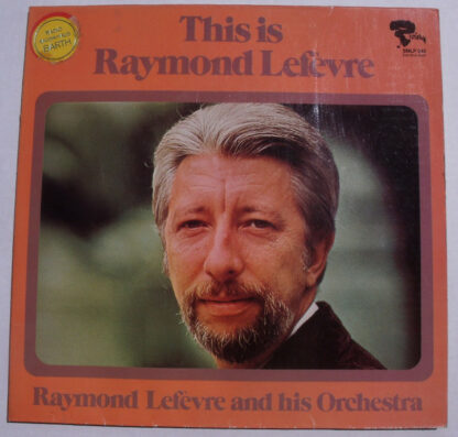 Raymond Lefèvre - This Is Raymond Lefèvre (LP, Comp, Gat)