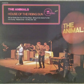 The Animals - House Of The Rising Sun (LP, Comp)