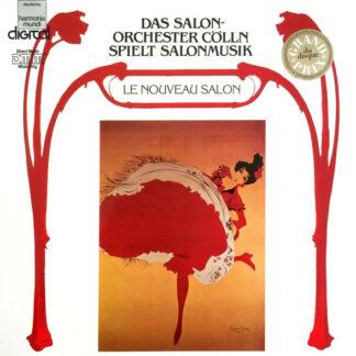Das Salonorchester Cölln - Das Salonorchester Cölln Spielt Salonmusik (LP, Album)