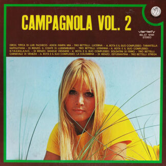 Various - Campagnola Vol. 2 (LP, Comp)
