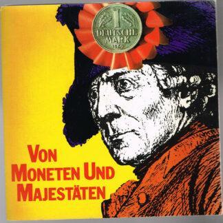 """Edith Hancke, Henry Vahl, Kurt Pratsch-Kaufmann, Beppo Brem - Von Moneten Und Majestäten (7"""", Single, Promo)"""