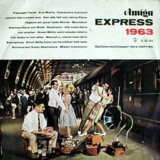 Various - Amiga-Express 1963 (LP, Comp, Mono)