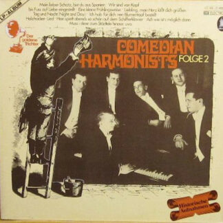 Comedian Harmonists - Comedian Harmonists Folge 2 (2xLP, Comp, Mono, Old)