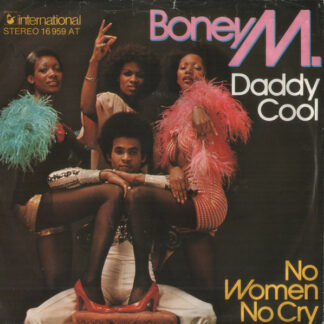 "Boney M. - Daddy Cool / No Women No Cry (7"", Single, TEL)"