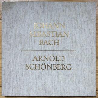 Johann Sebastian Bach, Arnold Schoenberg - Geschenkausgabe Der Stiftung Volkswagenwerk, Hannover (2xLP, Comp)