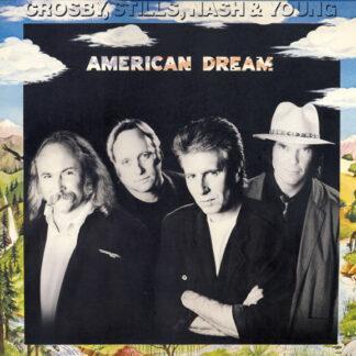 Crosby, Stills, Nash & Young - American Dream (LP, Album)