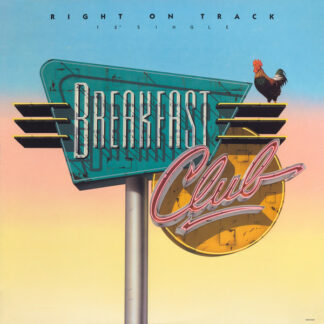 """Breakfast Club - Right On Track (12"""", Single, Pic)"""