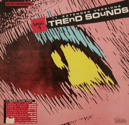 Various - Trend Sounds Vol. 1 (LP, Comp)