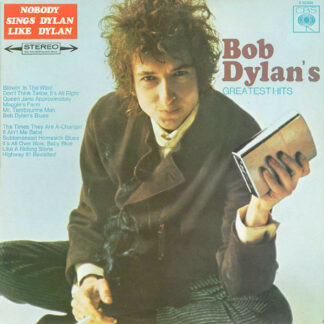 Bob Dylan - Bob Dylan's Greatest Hits (LP, Comp, RE)
