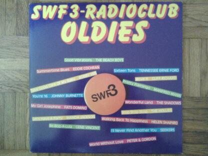 Various - SWF3-Radioclub Oldies (LP, Smplr)