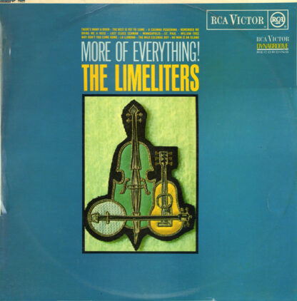 The Limeliters - More Of Everything (LP)