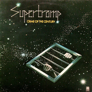 Supertramp - Crime Of The Century (LP, Album, RP)