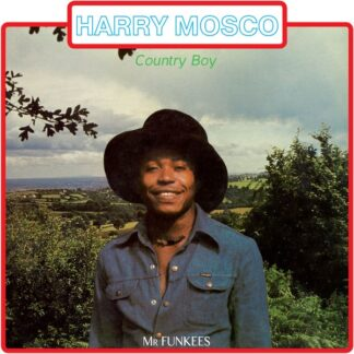 Harry Mosco - Country Boy (Mr. Funkees) (LP, Album, RE)