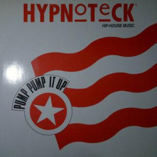 """Hypnoteck - Pump Pump It Up (12"""")"""