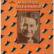 Maurice Chevalier - Bravo Maurice! (LP, Comp, Ste)