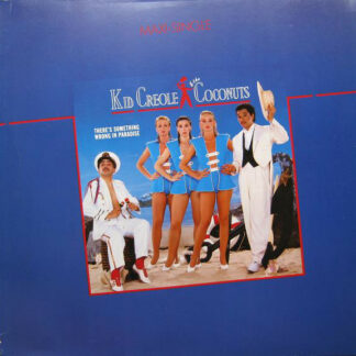 """Kid Creole & The Coconuts* - There's Something Wrong In Paradise (12"""", Maxi)"""