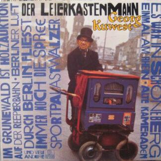 Georg Kuwest - Der Leierkastenmann (LP, Album, RE)