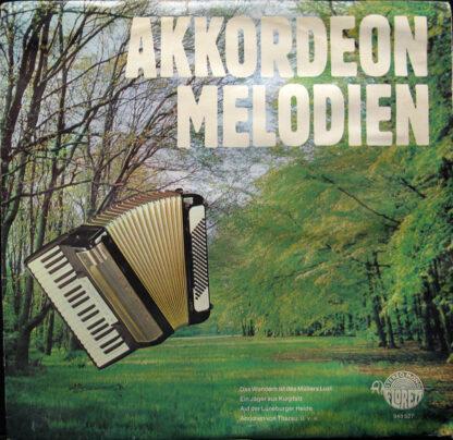 Horst Gerlach Und Seine Rhythmusgruppe - Akkordeon Melodien (LP)