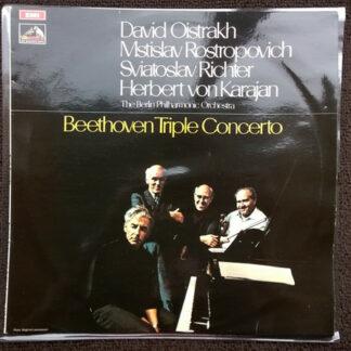 Ludwig van Beethoven - Triple Concerto (LP, RP)