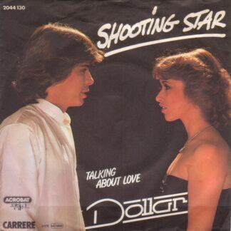 """Dollar - Shooting Star (7"""", Single)"""