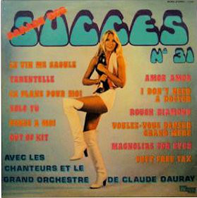 Claude Dauray Et Son Orchestre - Parade Des Succès N° 31 (LP)