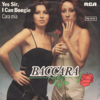 """Baccara - Yes Sir, I Can Boogie (7"""", Single)"""