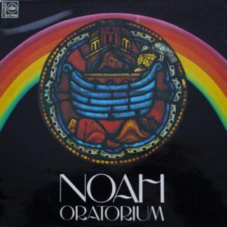 Orchester Eric Larsen*, Markus Felden, Sven Michael - Noah Oratorium (LP)