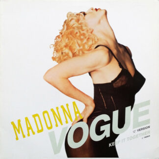 "Madonna - Vogue (12"" Version) (12"")"