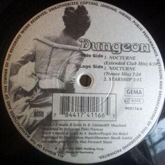 """Dungeon - Nocturne (12"""")"""
