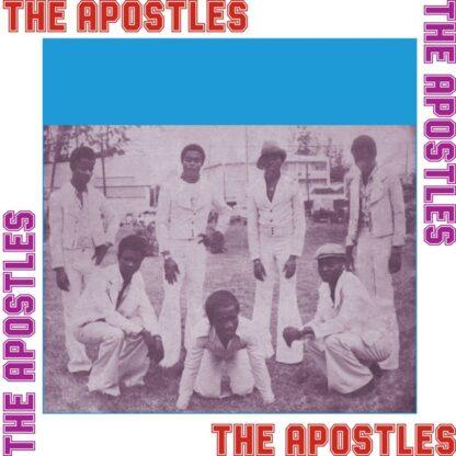 The Apostles (4) - The Apostles (LP, Album, RE)