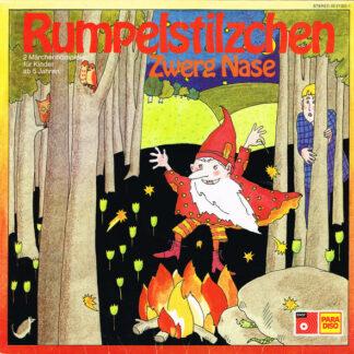Gebrüder Grimm, Wilhelm Hauff - Rumpelstilzchen / Zwerg Nase (LP)