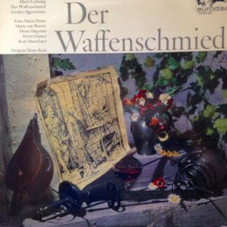 Albert Lortzing - Der Waffenschmied (LP, Mono)
