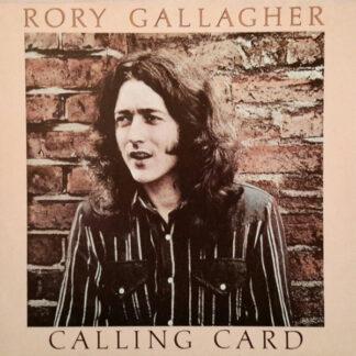 Rory Gallagher - Calling Card (LP, Album, RP, Blu)