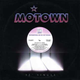 "Doc Box & B. Fresh - Slow Love (12"", Promo)"