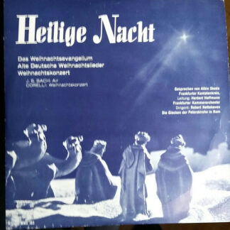 "Various - Heilige Nacht (10"")"