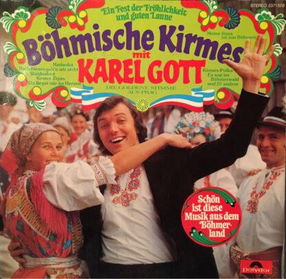Karel Gott - Böhmische Kirmes (LP, Album)