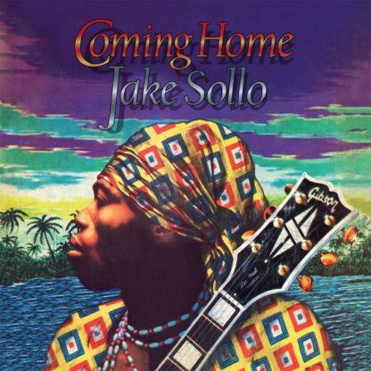 Jake Sollo - Coming Home (LP, Album, RE)